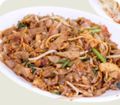 PENANG FRIED KWAY TEOW / FRIED OYSTER
